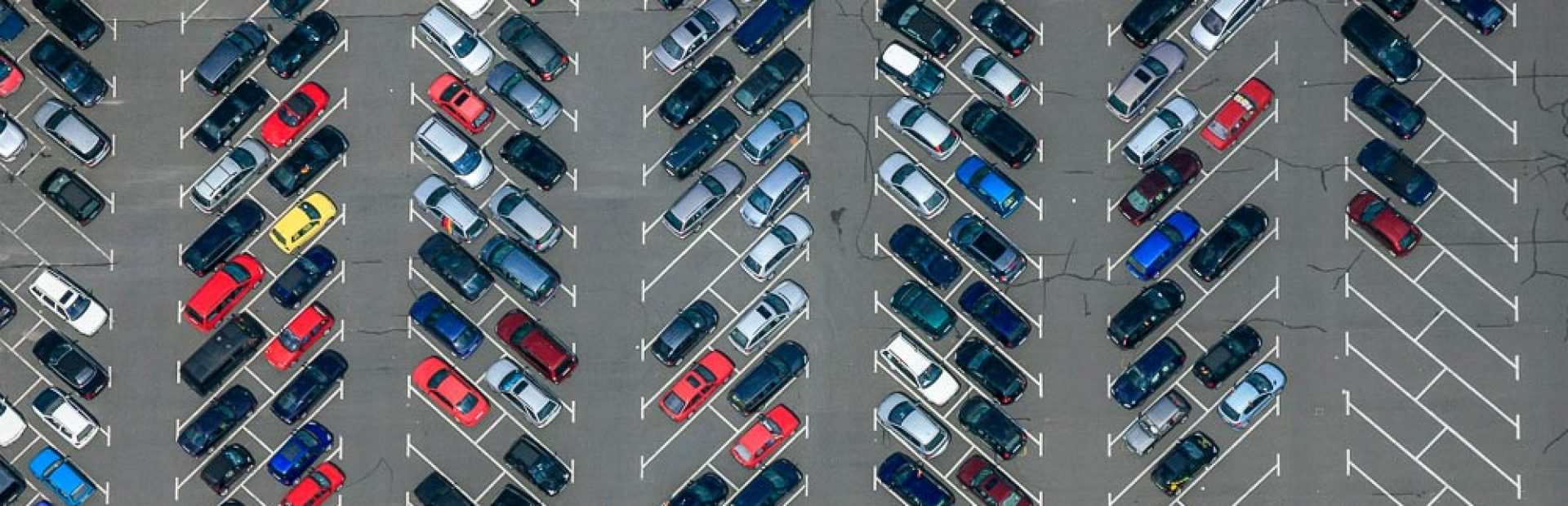 aerial-photo-cars